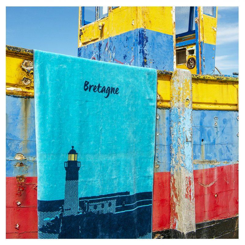 Orgo Serviette - Phare de Bretagne