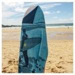 Orgo Serviette - Surfeur